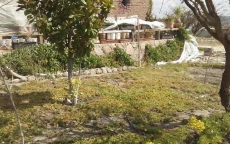 Foto de terreno habitacional en venta en  1, la aldea, san miguel de allende, guanajuato, 974277 No. 03