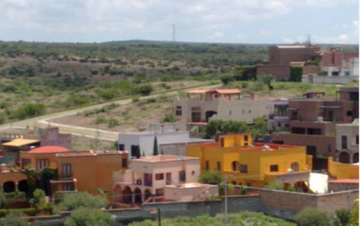 Foto de casa en venta en  1, la colina, san miguel de allende, guanajuato, 807733 No. 22