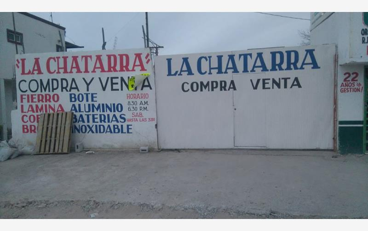 Foto de terreno comercial en renta en  1, la concha, torreón, coahuila de zaragoza, 1648164 No. 01