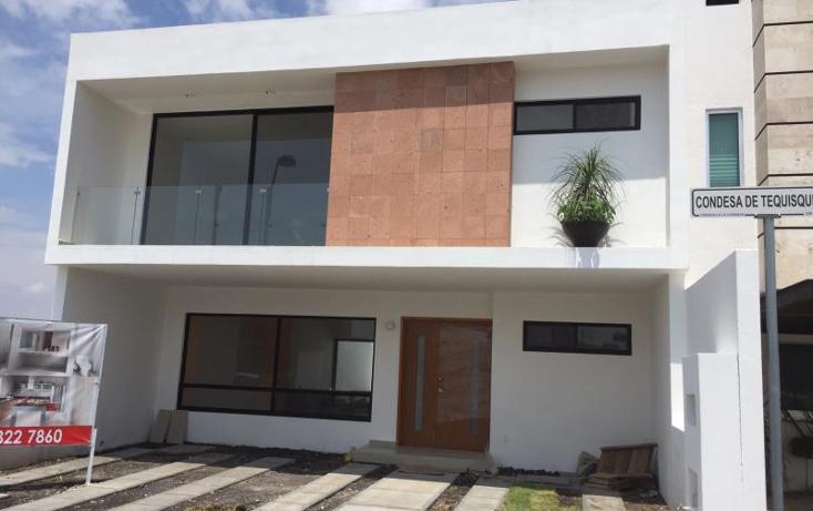 Foto de casa en venta en  1, la condesa, querétaro, querétaro, 1987294 No. 01