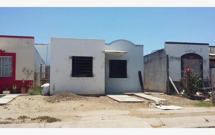 Foto de casa en venta en  1, la conquista, culiacán, sinaloa, 2029852 No. 01