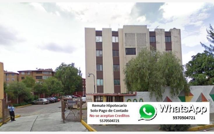 Foto de departamento en venta en avenida miguel bernard 1, la escalera, gustavo a. madero, distrito federal, 2017546 No. 01