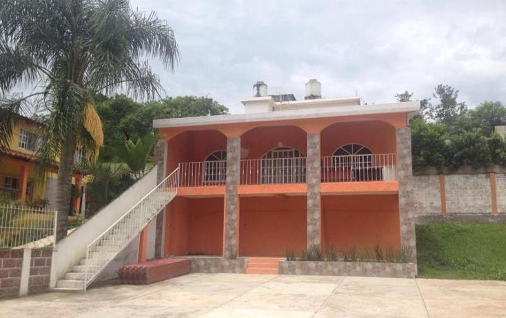 Foto de casa en venta en hidalgo 1, la estanzuela, emiliano zapata, veracruz de ignacio de la llave, 2025632 No. 01