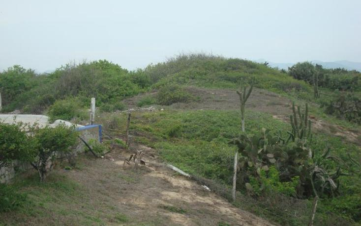 Foto de terreno habitacional en venta en  1, la gloria, tomatlán, jalisco, 1614710 No. 18