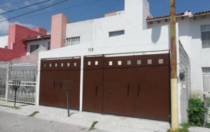Foto de casa en venta en  1, la joya, querétaro, querétaro, 1426457 No. 20