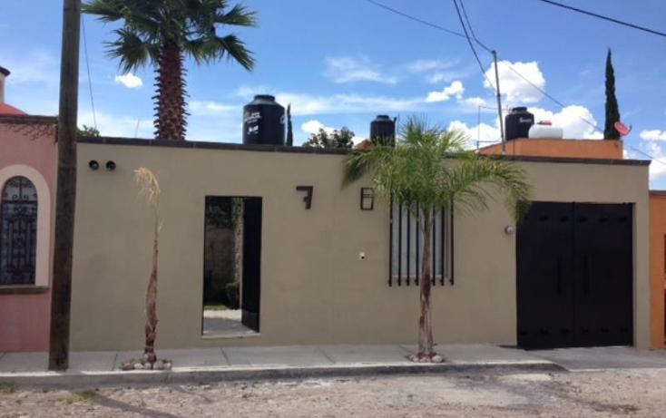 Foto de casa en venta en  1, la luci?rnaga, san miguel de allende, guanajuato, 698841 No. 07