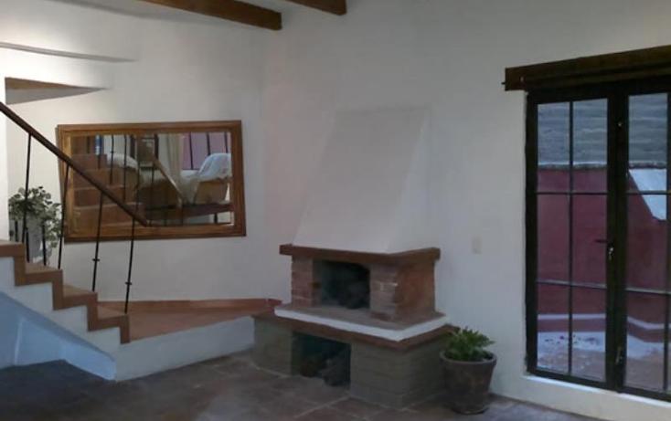 Foto de casa en venta en  1, la luz, san miguel de allende, guanajuato, 679893 No. 09
