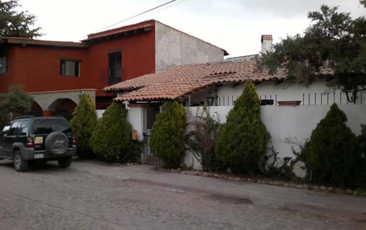 Foto de casa en venta en  1, la luz, san miguel de allende, guanajuato, 679893 No. 19