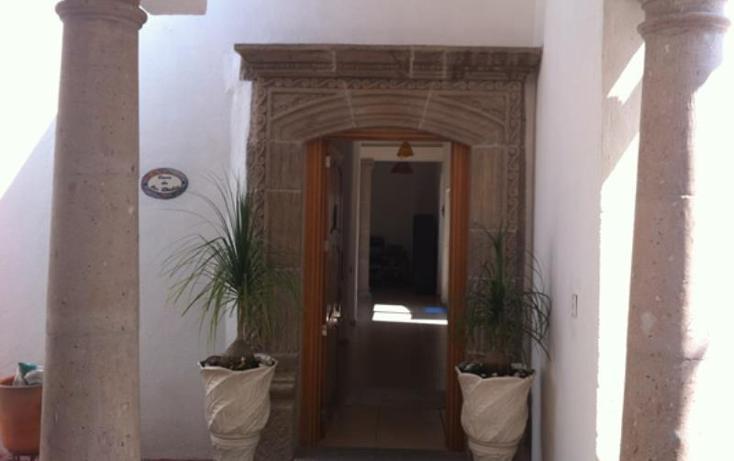 Foto de casa en venta en  1, la luz, san miguel de allende, guanajuato, 699157 No. 05