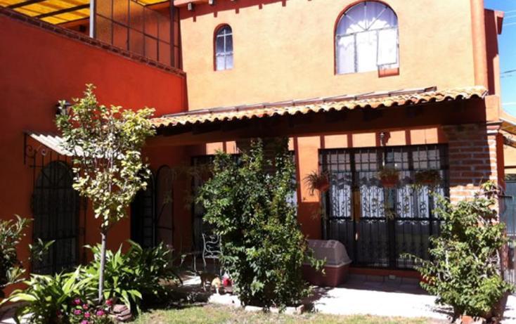 Foto de casa en venta en  1, la luz, san miguel de allende, guanajuato, 699173 No. 04