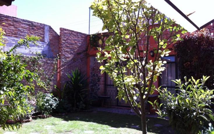 Foto de casa en venta en  1, la luz, san miguel de allende, guanajuato, 699173 No. 05