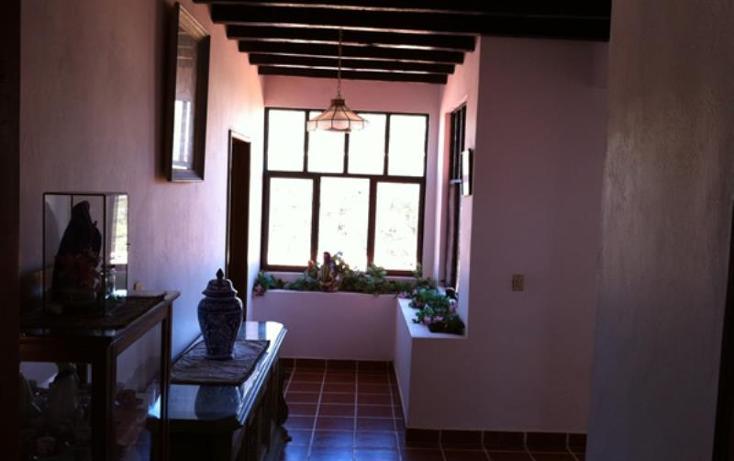 Foto de casa en venta en  1, la luz, san miguel de allende, guanajuato, 699173 No. 16