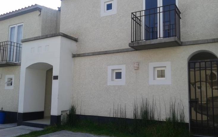 Foto de casa en venta en  1, la magdalena, san mateo atenco, méxico, 1578200 No. 01