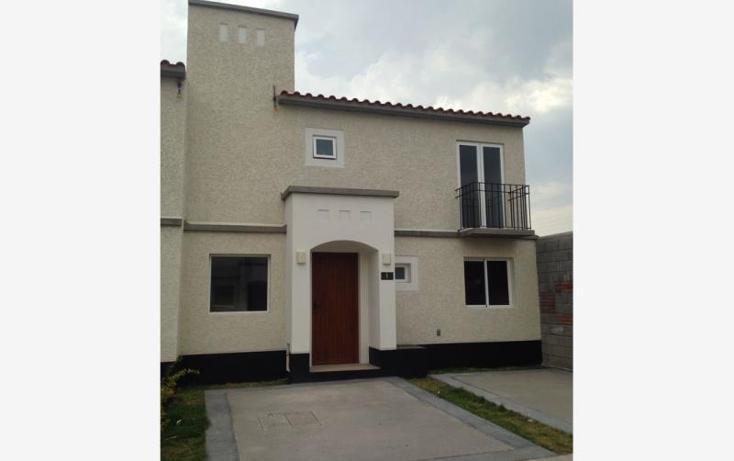 Foto de casa en venta en  1, la magdalena, san mateo atenco, méxico, 1578200 No. 02