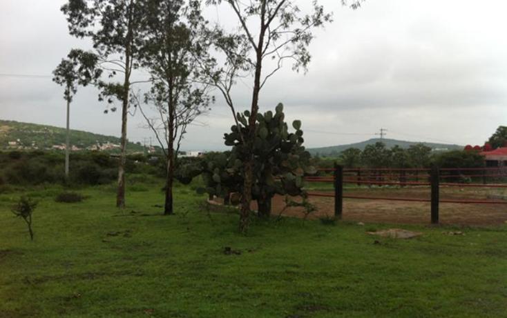 Foto de rancho en venta en  1, la providencia, san miguel de allende, guanajuato, 715207 No. 01