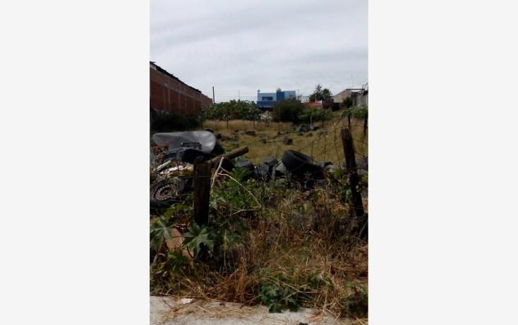 Foto de terreno habitacional en venta en  1, la quemada, morelia, michoacán de ocampo, 1836668 No. 01