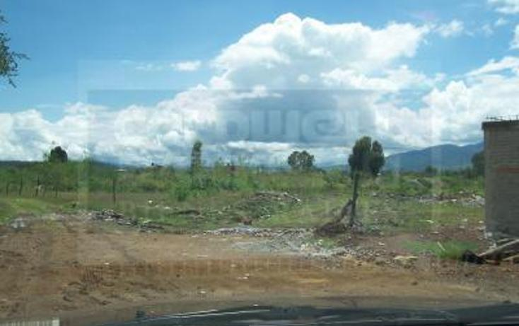 Foto de terreno habitacional en venta en  1, la quemada, morelia, michoacán de ocampo, 218619 No. 01