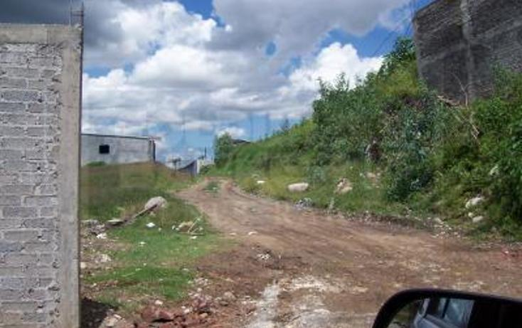 Foto de terreno habitacional en venta en  1, la quemada, morelia, michoacán de ocampo, 218619 No. 02