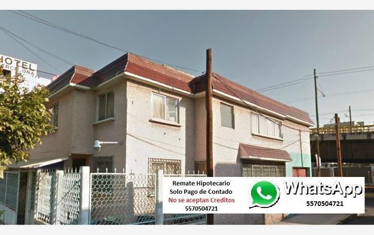 Foto de casa en venta en  1, la raza, azcapotzalco, distrito federal, 1807524 No. 01