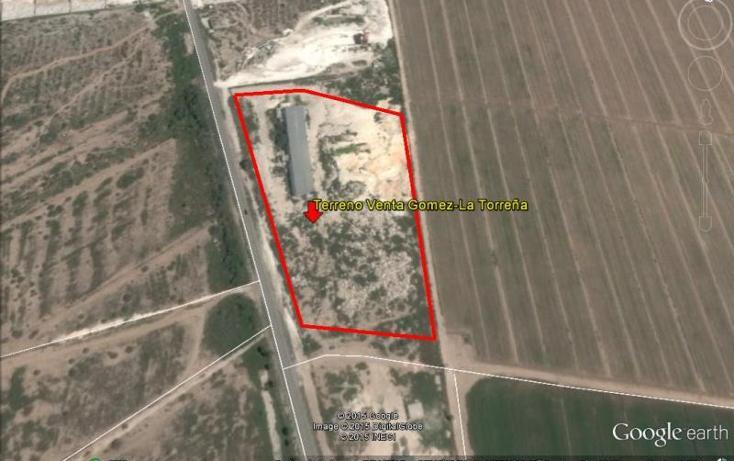 Foto de terreno industrial en venta en  1, la torreña, gómez palacio, durango, 1463993 No. 03