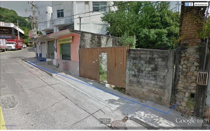 Foto de terreno comercial en venta en  1, las anclas, acapulco de juárez, guerrero, 1547122 No. 01