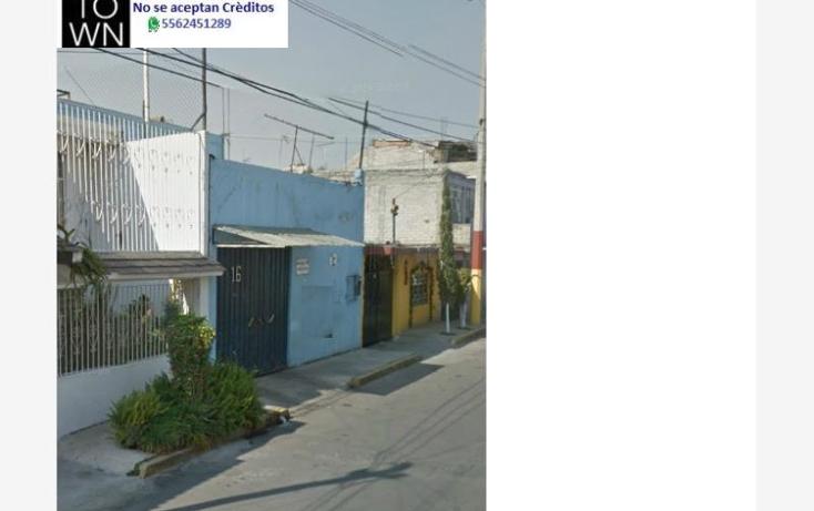 Foto de casa en venta en  1, las arboledas, tl?huac, distrito federal, 2041172 No. 01
