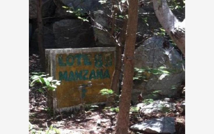 Foto de terreno comercial en venta en  1, las brisas 1, acapulco de ju?rez, guerrero, 491199 No. 02