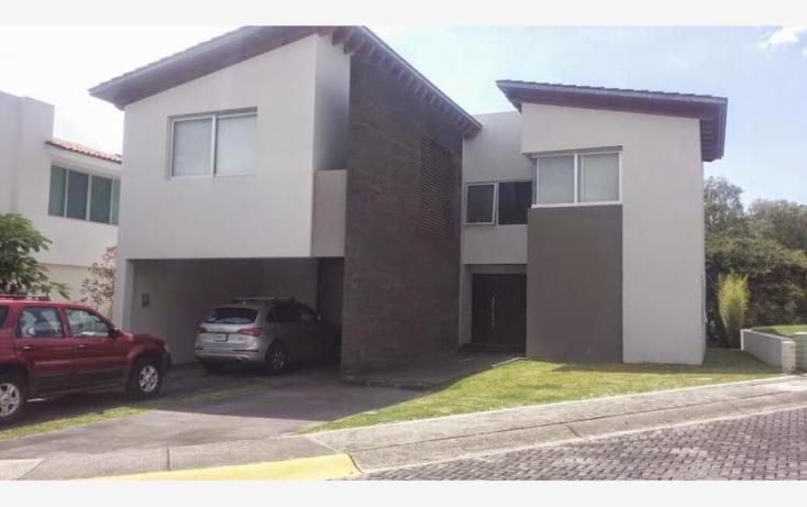 Foto de casa en venta en  1, las ca?adas, zapopan, jalisco, 1001225 No. 01