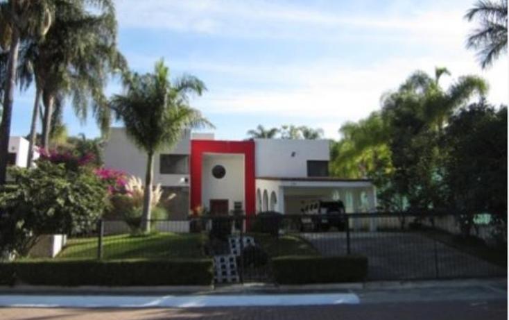 Foto de casa en venta en  1, las cañadas, zapopan, jalisco, 1001245 No. 02
