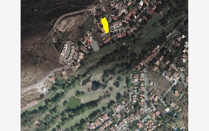 Foto de terreno habitacional en venta en  1, las ca?adas, zapopan, jalisco, 537028 No. 01