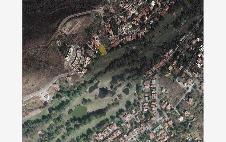 Foto de terreno habitacional en venta en  1, las cañadas, zapopan, jalisco, 594593 No. 01