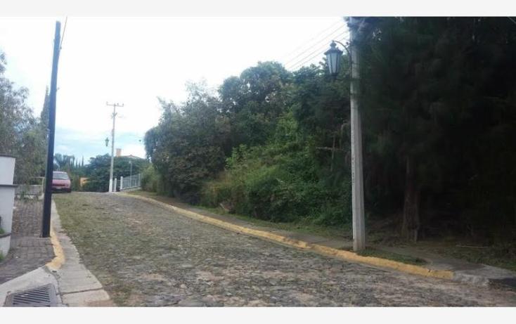 Foto de terreno habitacional en venta en  1, las ca?adas, zapopan, jalisco, 612240 No. 02