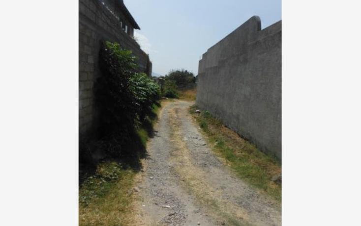 Foto de terreno habitacional en venta en  1, las granjas, cuernavaca, morelos, 411976 No. 02