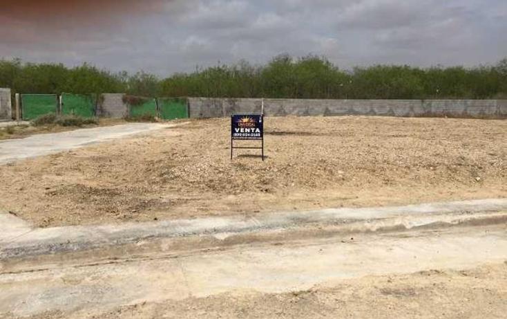Foto de terreno habitacional en venta en  1, las haciendas, reynosa, tamaulipas, 1784894 No. 01