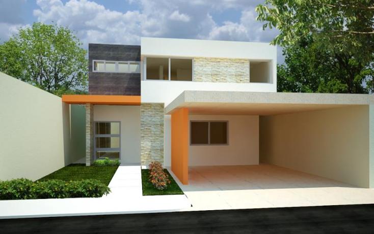 Foto de casa en venta en  1, las margaritas de cholul, m?rida, yucat?n, 1954246 No. 03