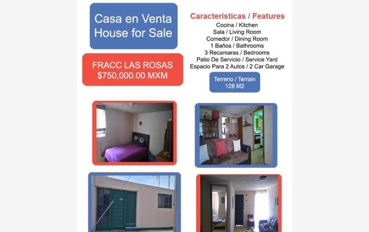 Foto de casa en venta en  1, las rosas, irapuato, guanajuato, 1849510 No. 01