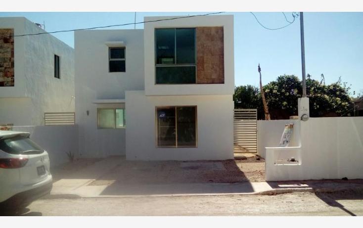 Foto de casa en venta en  1, leandro valle, mérida, yucatán, 1924550 No. 01