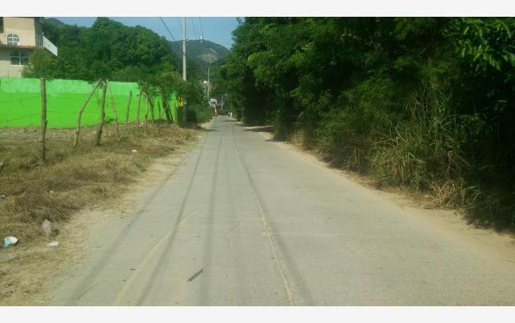 Foto de terreno habitacional en venta en  1, llano largo, acapulco de juárez, guerrero, 1783568 No. 01