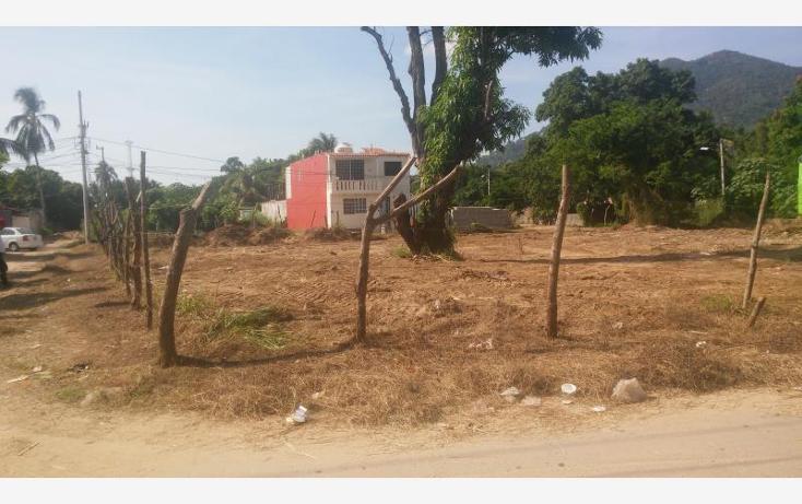 Foto de terreno habitacional en venta en  1, llano largo, acapulco de juárez, guerrero, 1783568 No. 02