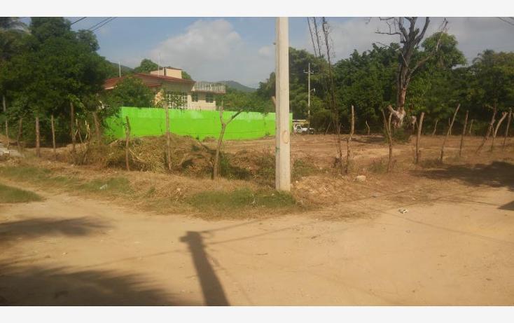 Foto de terreno habitacional en venta en  1, llano largo, acapulco de juárez, guerrero, 1783568 No. 06