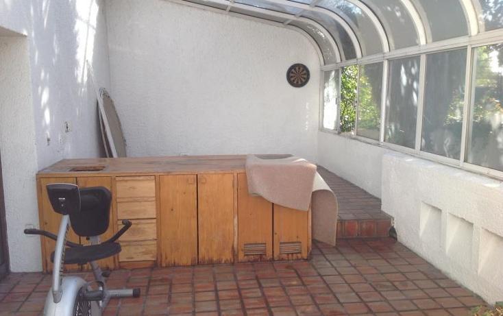 Foto de casa en renta en  1, lomas de chapultepec ii sección, miguel hidalgo, distrito federal, 1573820 No. 16