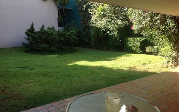 Foto de casa en renta en  1, lomas de chapultepec ii sección, miguel hidalgo, distrito federal, 1573820 No. 24