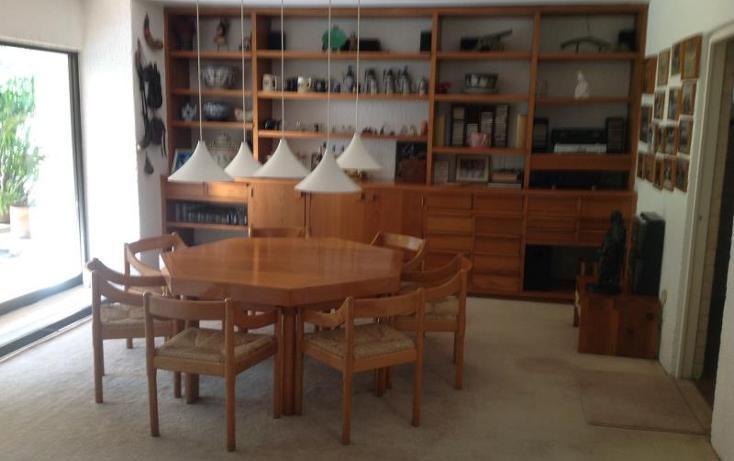 Foto de casa en renta en  1, lomas de chapultepec ii sección, miguel hidalgo, distrito federal, 1573820 No. 25