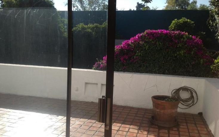 Foto de casa en renta en  1, lomas de chapultepec ii sección, miguel hidalgo, distrito federal, 1573820 No. 32