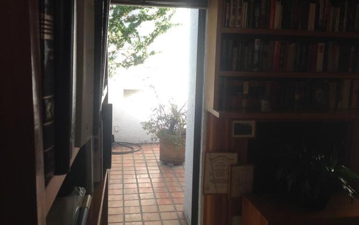 Foto de casa en renta en  1, lomas de chapultepec ii sección, miguel hidalgo, distrito federal, 1573820 No. 34