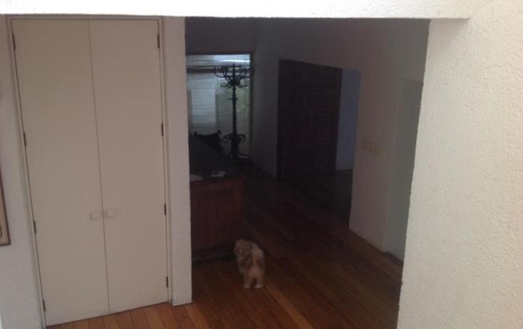 Foto de casa en venta en  1, lomas de chapultepec ii sección, miguel hidalgo, distrito federal, 2035974 No. 20