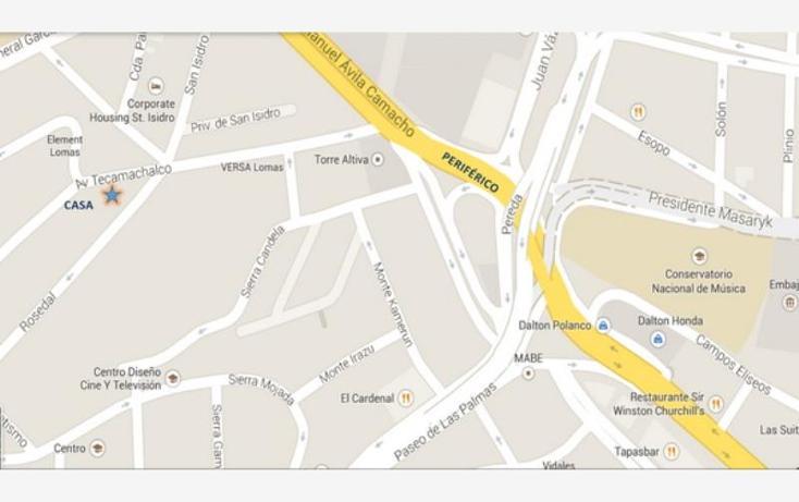 Foto de casa en venta en  1, lomas de chapultepec ii sección, miguel hidalgo, distrito federal, 2691272 No. 01