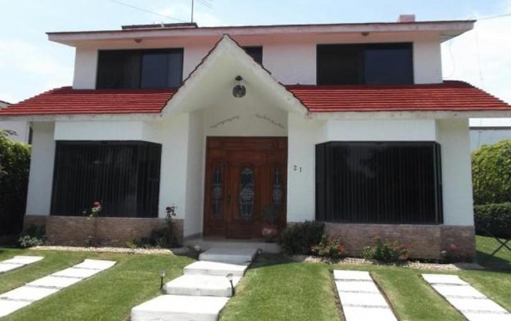 Foto de casa en venta en  1, lomas de cocoyoc, atlatlahucan, morelos, 1587026 No. 02