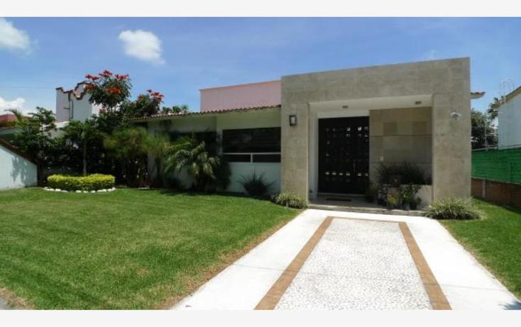 Foto de casa en venta en  1, lomas de cocoyoc, atlatlahucan, morelos, 1587030 No. 01