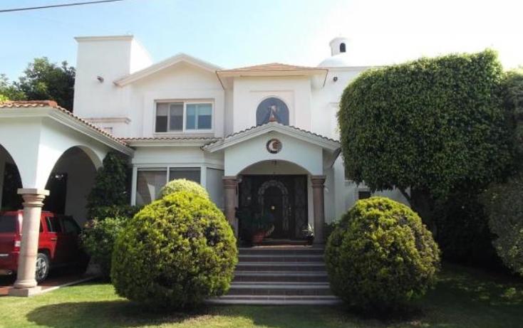 Foto de casa en venta en  1, lomas de cocoyoc, atlatlahucan, morelos, 1587634 No. 01
